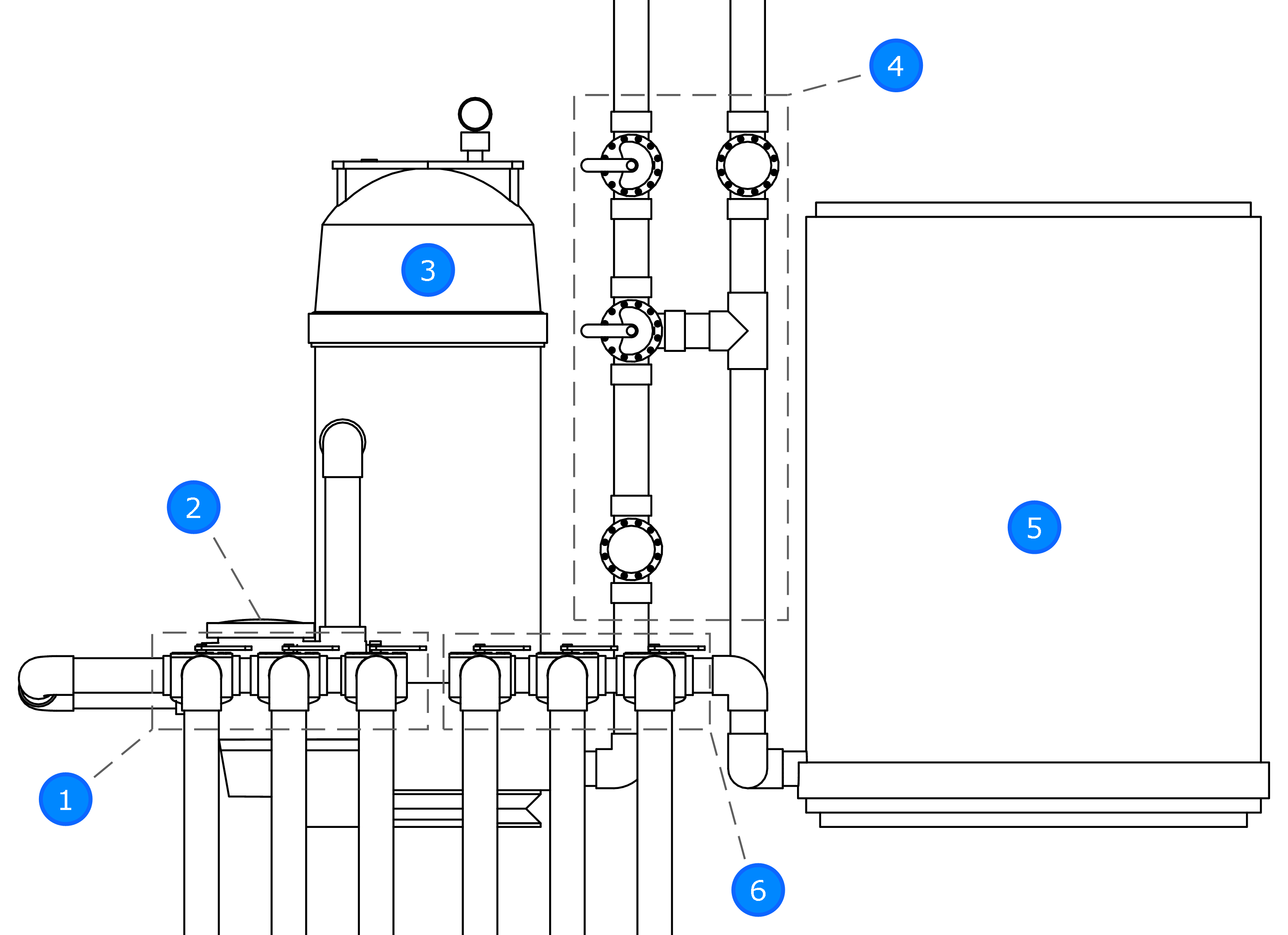 Solar Pool Heat Plumbing Schematic