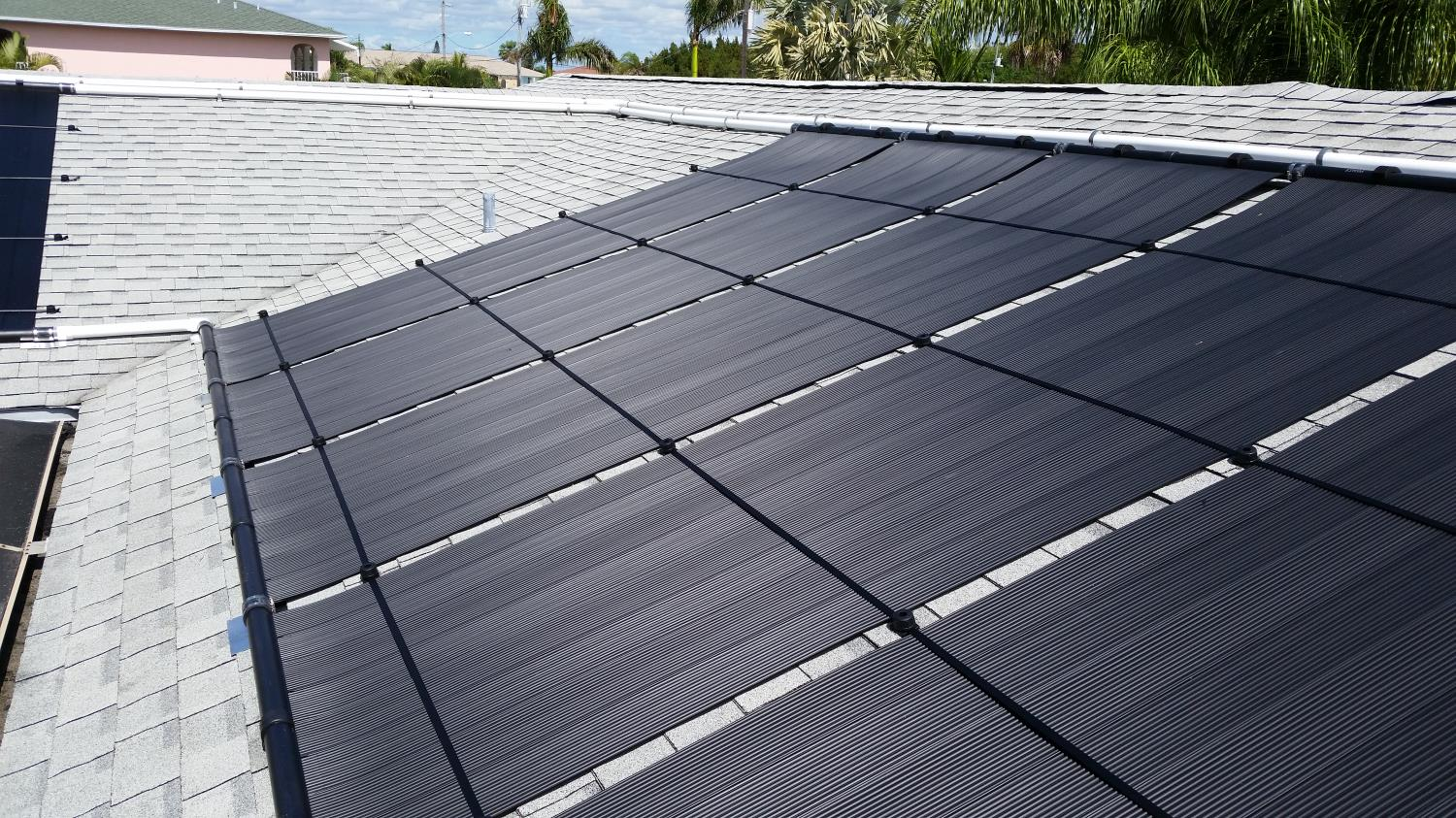 iSwim Cape Coral Solar Pool Heater