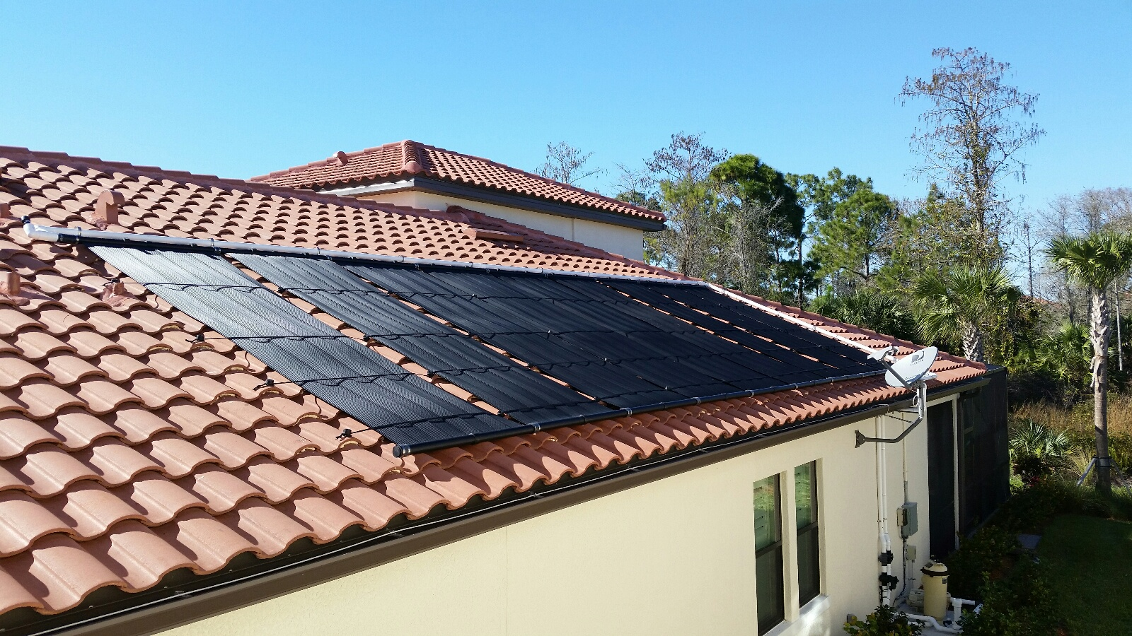 Solar Swimming Pool Heater Season is Now! - Florida Solar ...