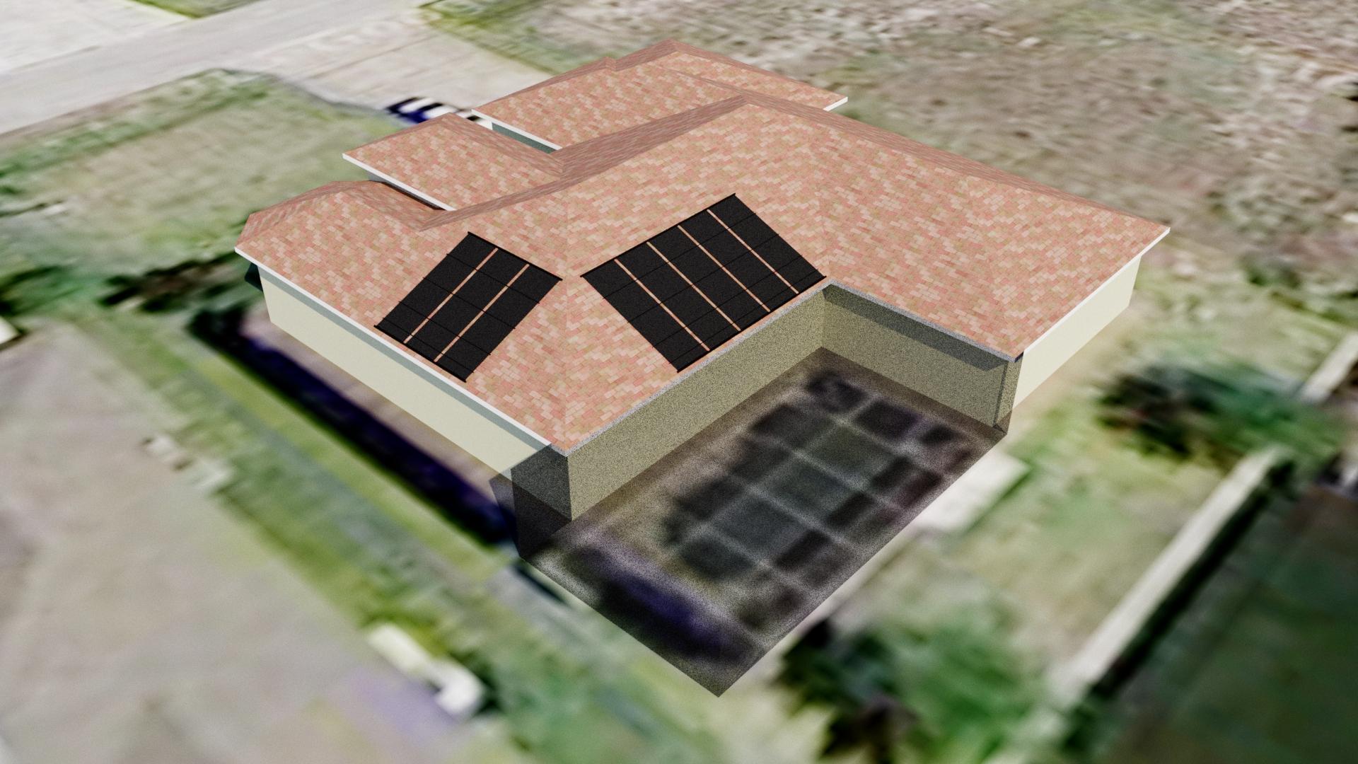 Solar Pool Heater Design in Northwest Cape Coral