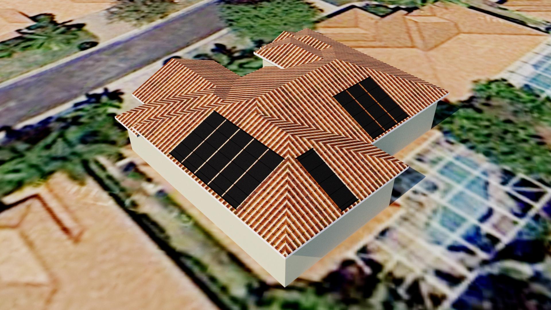 Punta Gorda Solar Pool Heating Design