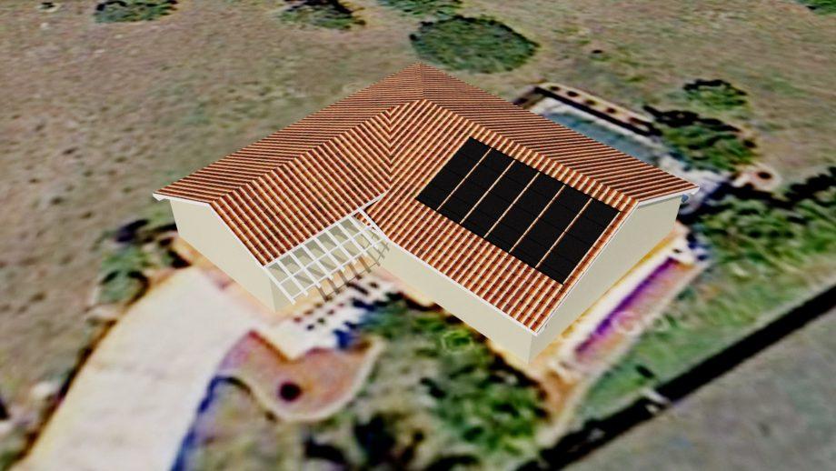 Port Charlotte Solar Pool Heating Design
