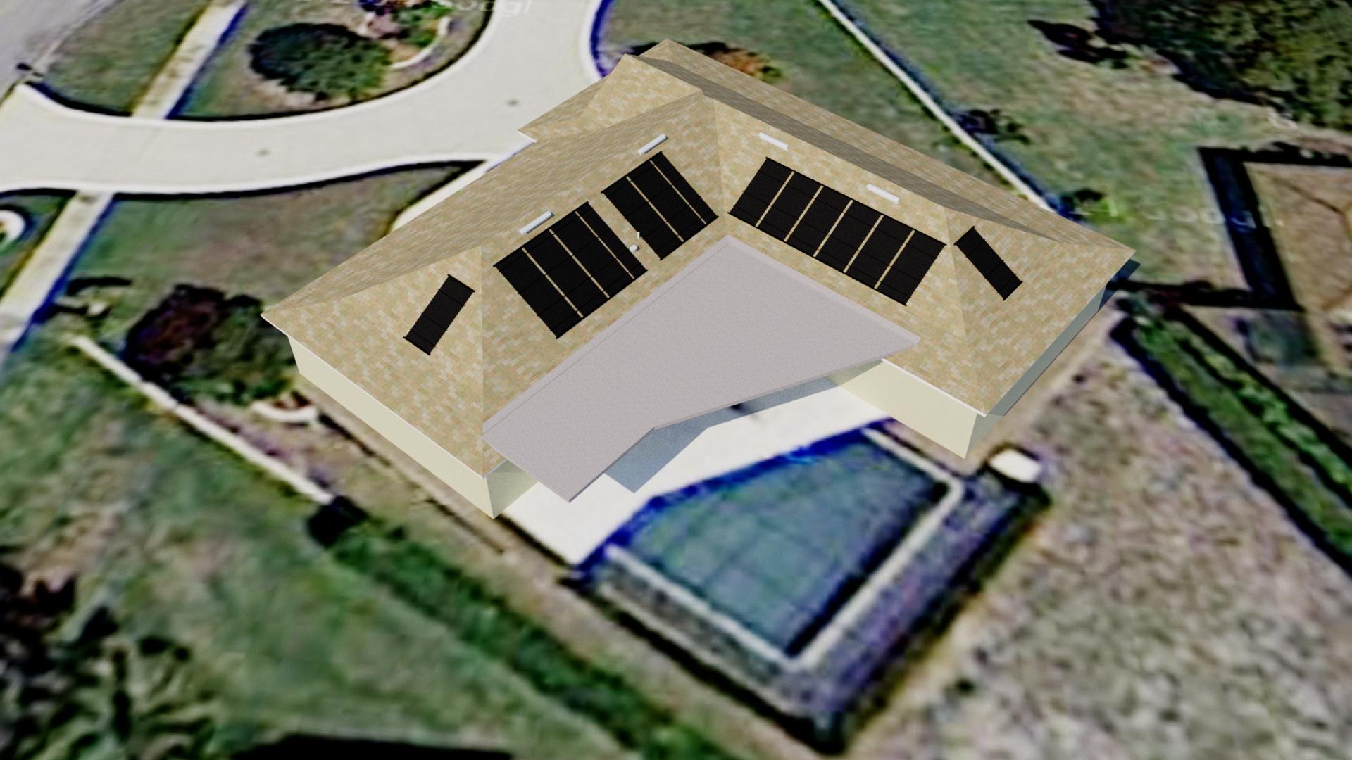 Naples, FL Solar Pool Heating Design