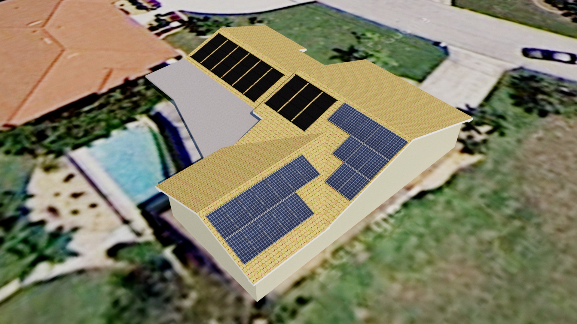 SanCap Solar Connect Photovoltaic Solar Panel System Design (39)