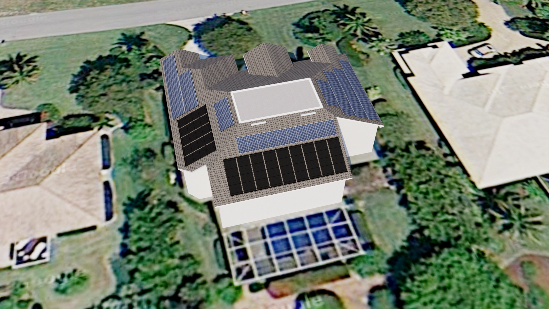 SanCap Solar Connect Photovoltaic Solar Panel System Design (31)