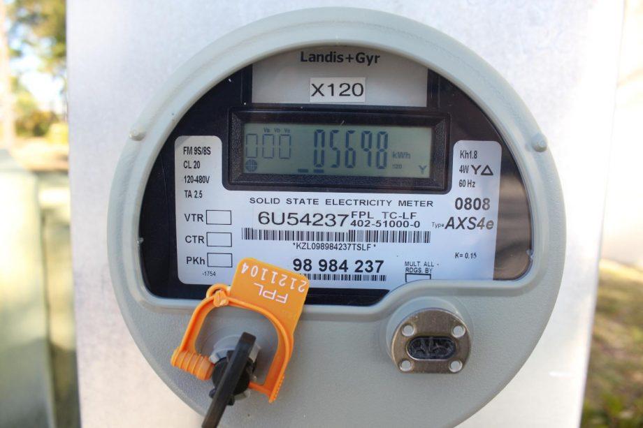 Solar Energy Net Meter