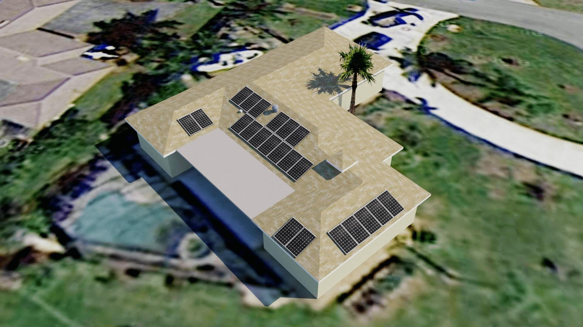 Solar Electric System in Naples, FL 34110