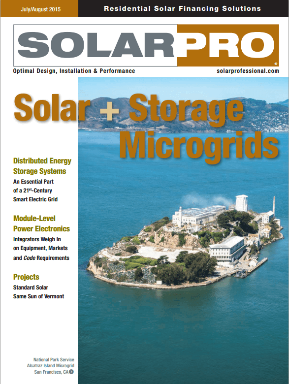Florida Solar Design Group in Solar Pro Magazine