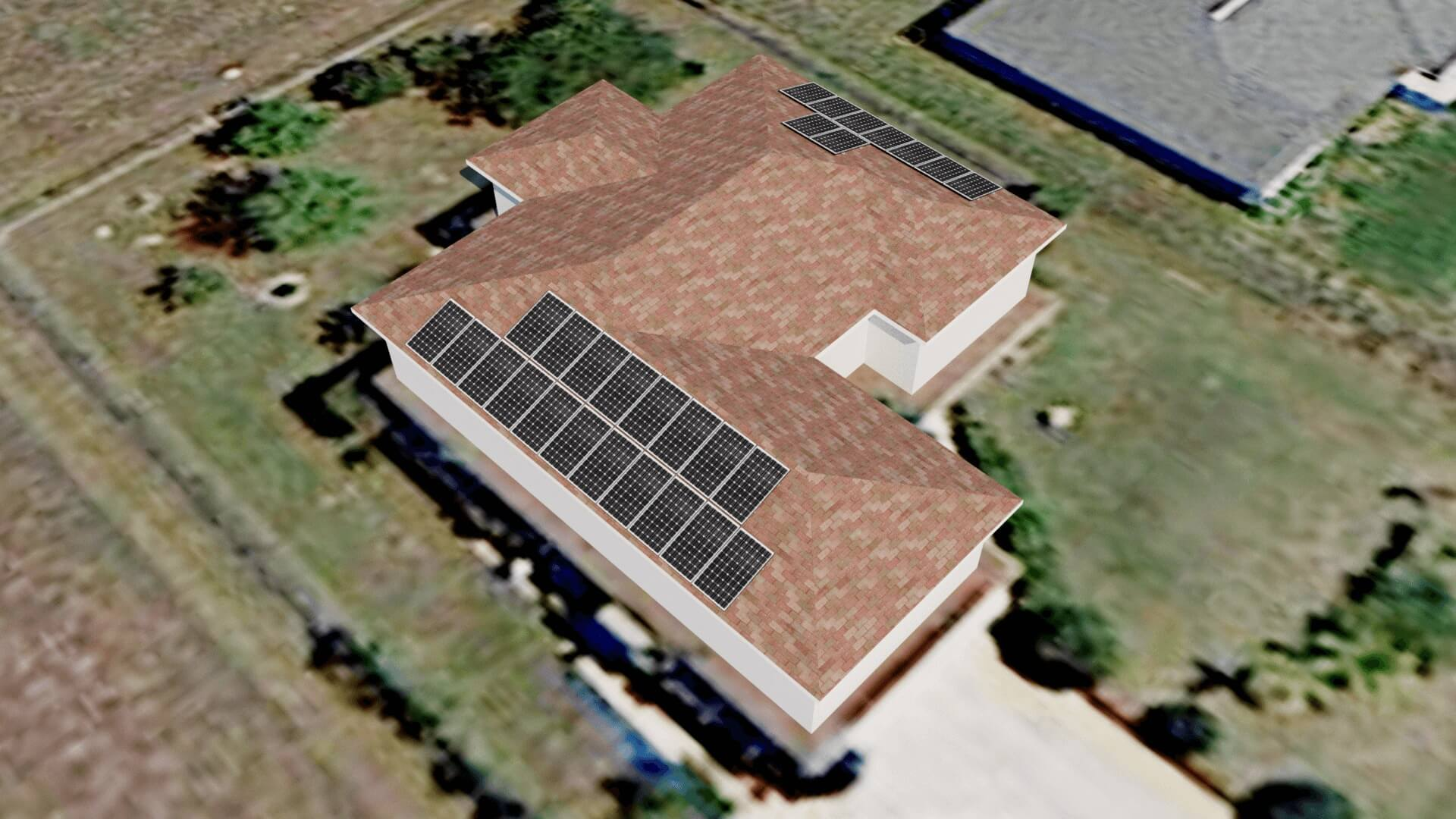 Solar Electric System in Cape Coral, 33993