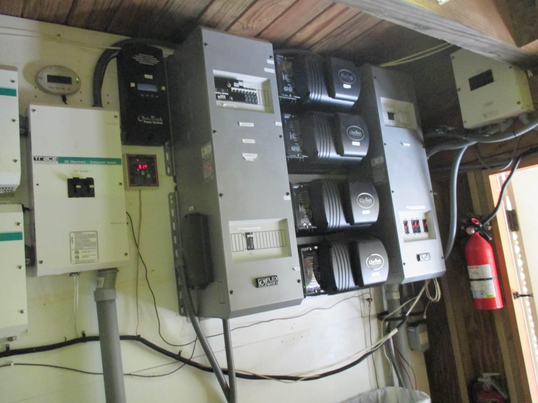 Off-Grid Inverter System - Florida Solar Design Group