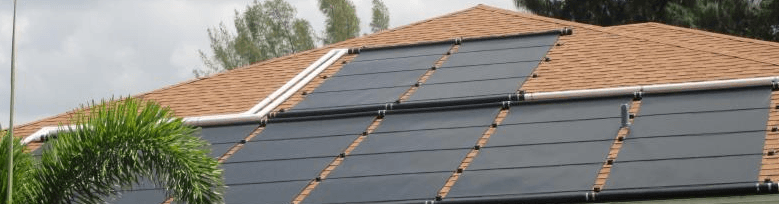 FAFCO Brand Solar Pool Heating by Fafco Solar