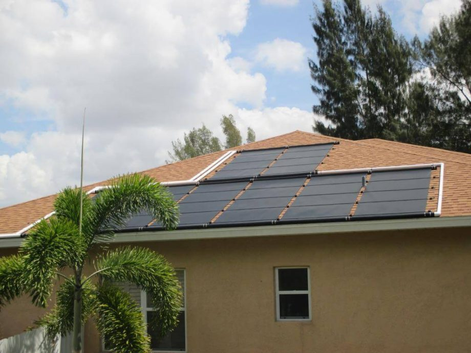 Northwest Cape Coral, FL Solar Pool Heater