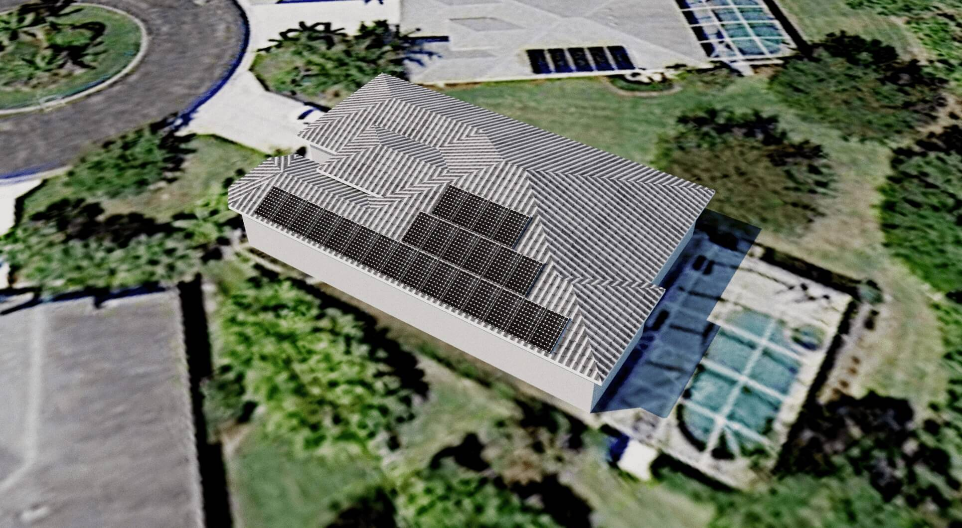 Solar Pool Panel And Solar Electric Panel Designs Fort