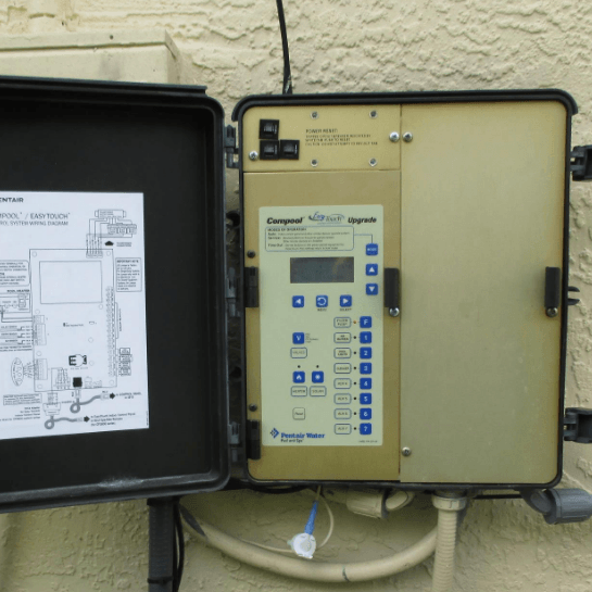 Solar Pool Heating Controllers