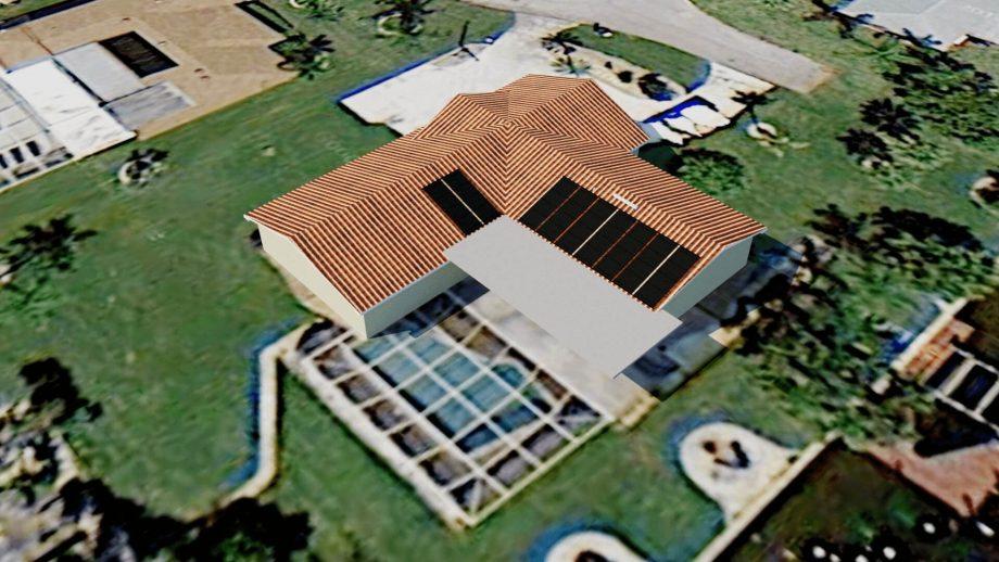 Cape Coral, FL Solar Pool Heater Design