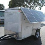 Mobile Solar Generator Trailer