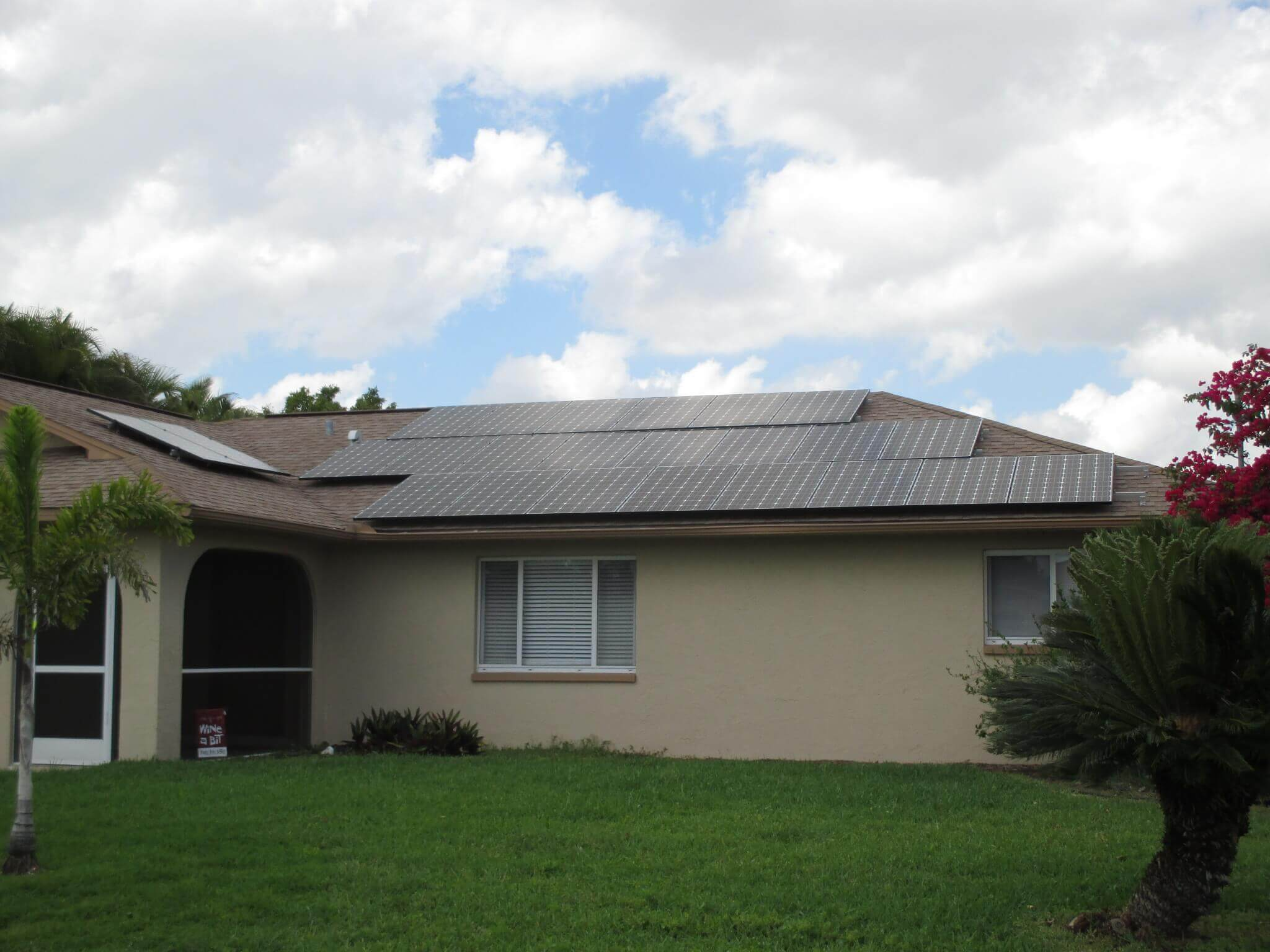 Cape Coral Fl Photovoltaic System Installation