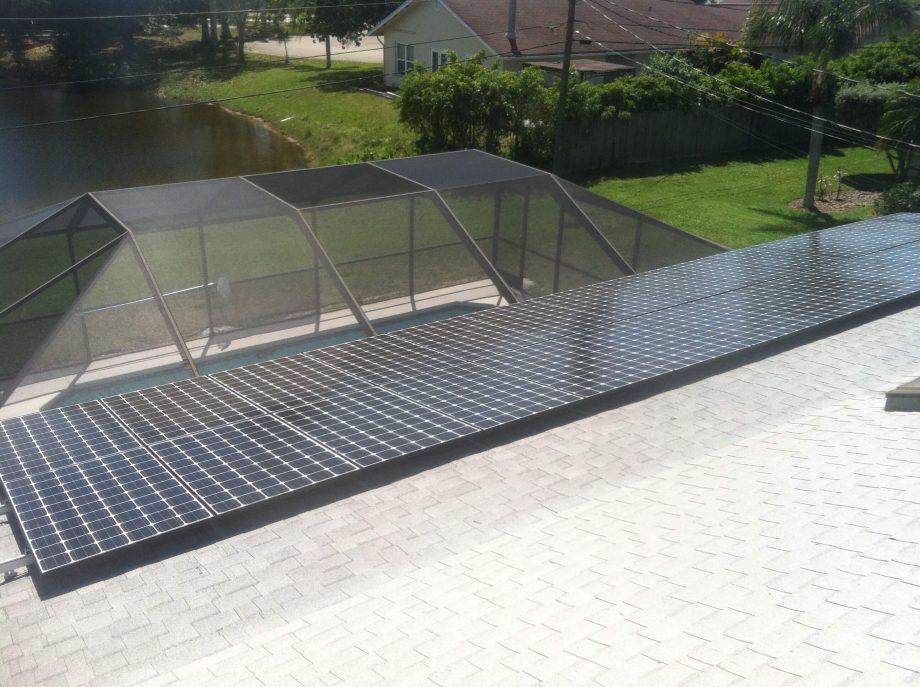 Bonita Springs, FL PV (Photovoltaic) System Installation