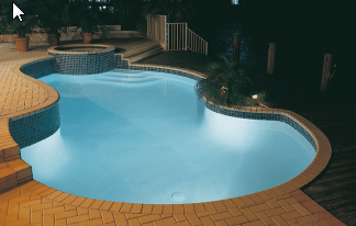 LED Swimming Pool Lights Save Energy