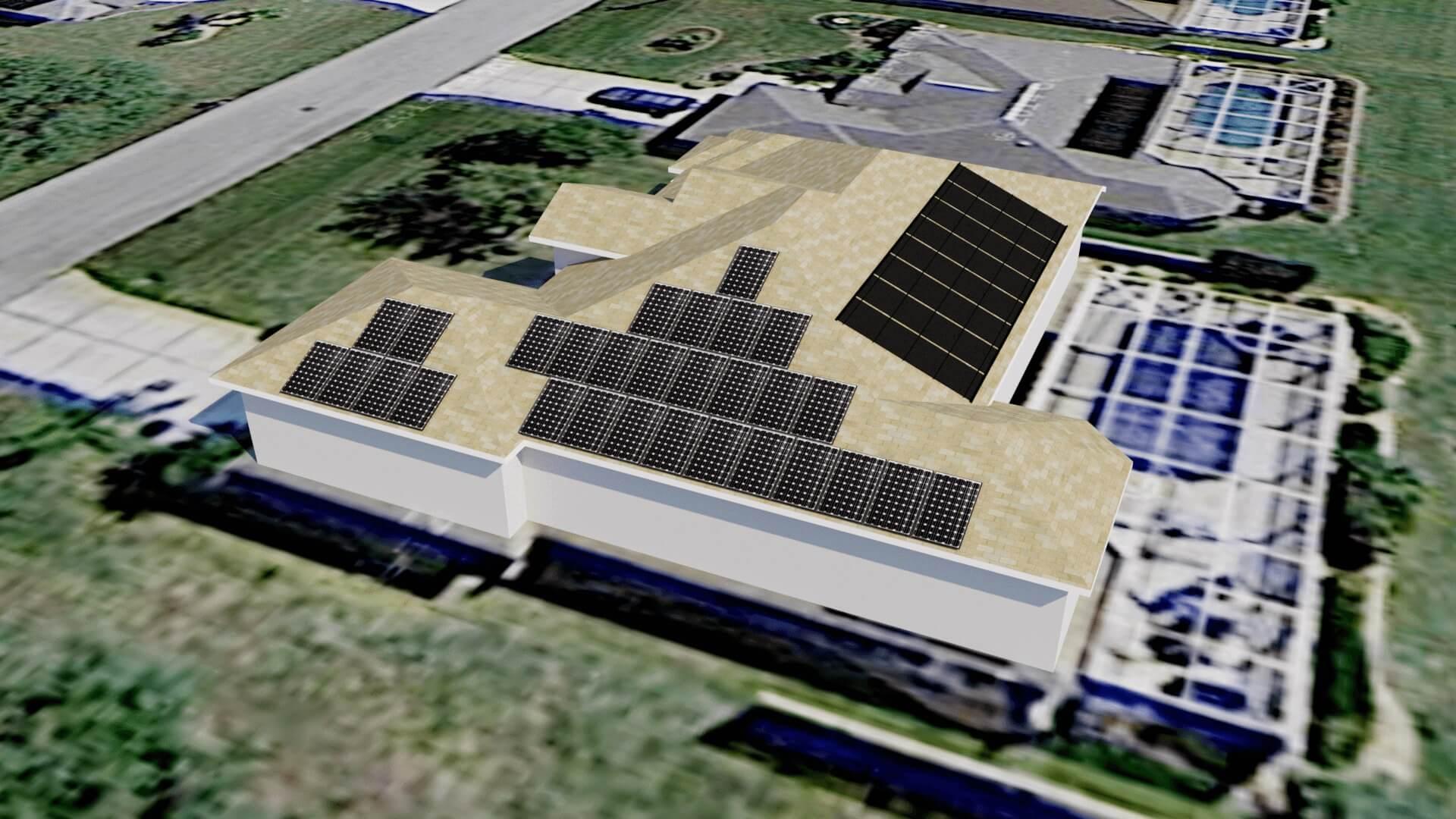Solar Electric Photovoltaic System Design in Rotonda, FL (Port Charlotte Area)
