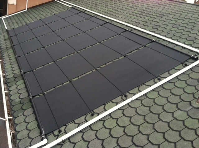 Solar Pool Heater in SW Cape Coral, FL