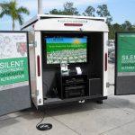 Mobile Solar Generator Tailgating