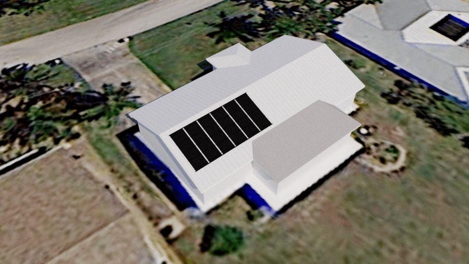 St James City Fl Solar Pool Heater Design Layout
