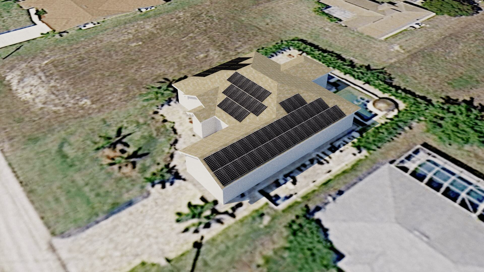 Solar Electric System Design In Cape Coral Fl