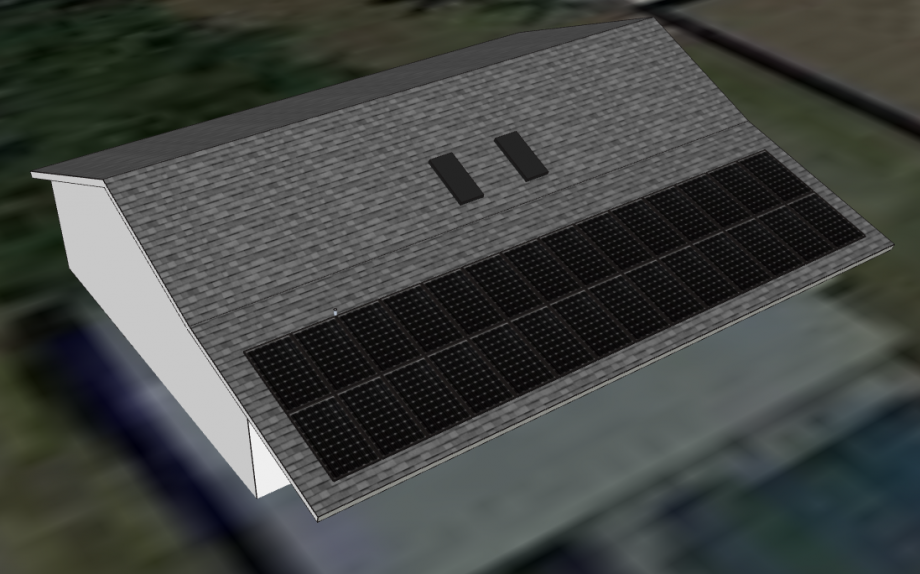 Interactive 3d Models Of Solar Panel Designs
