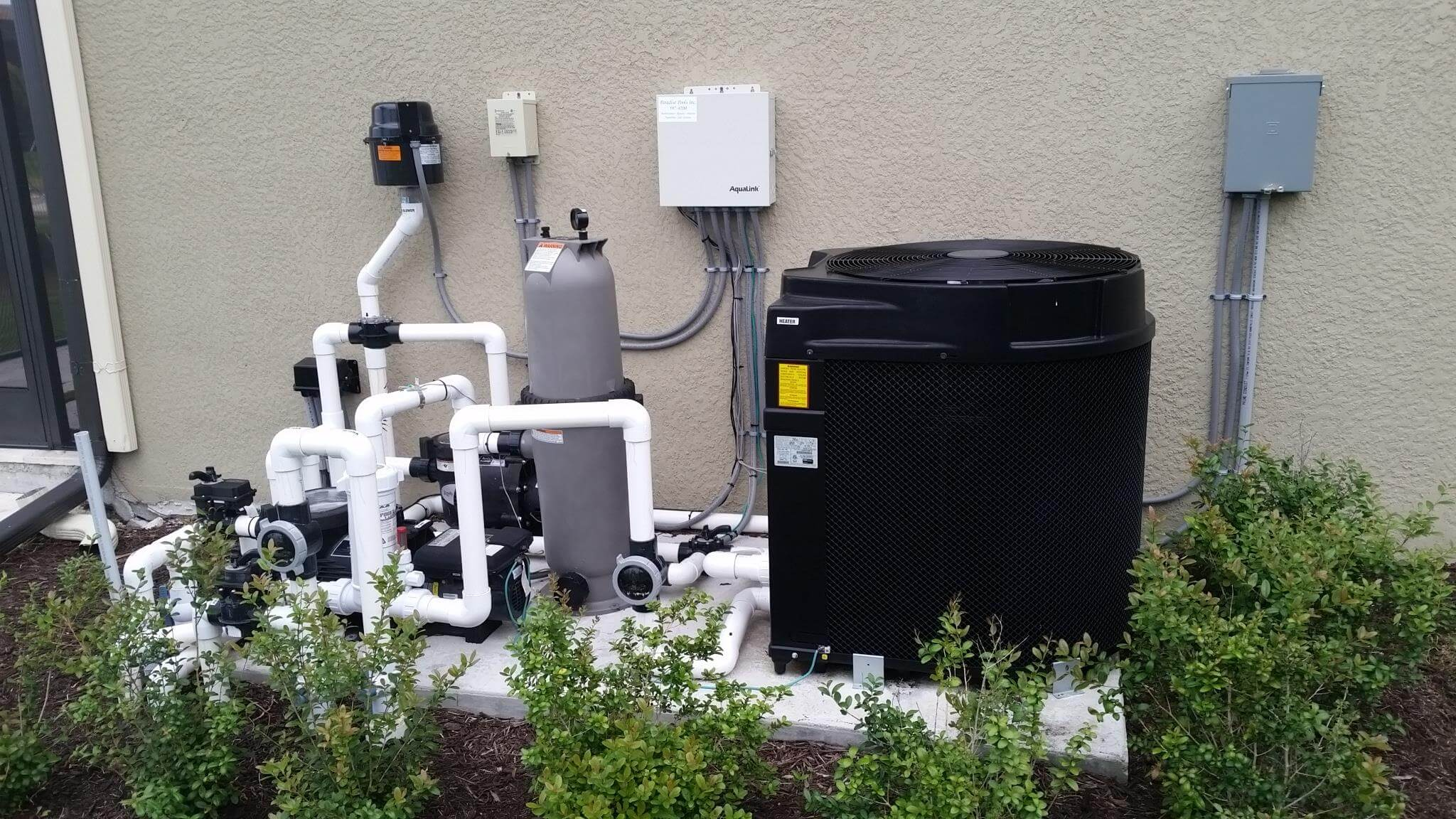 Mark Liberman Pool Plumbing solar pool heating controllers  at edmiracle.co