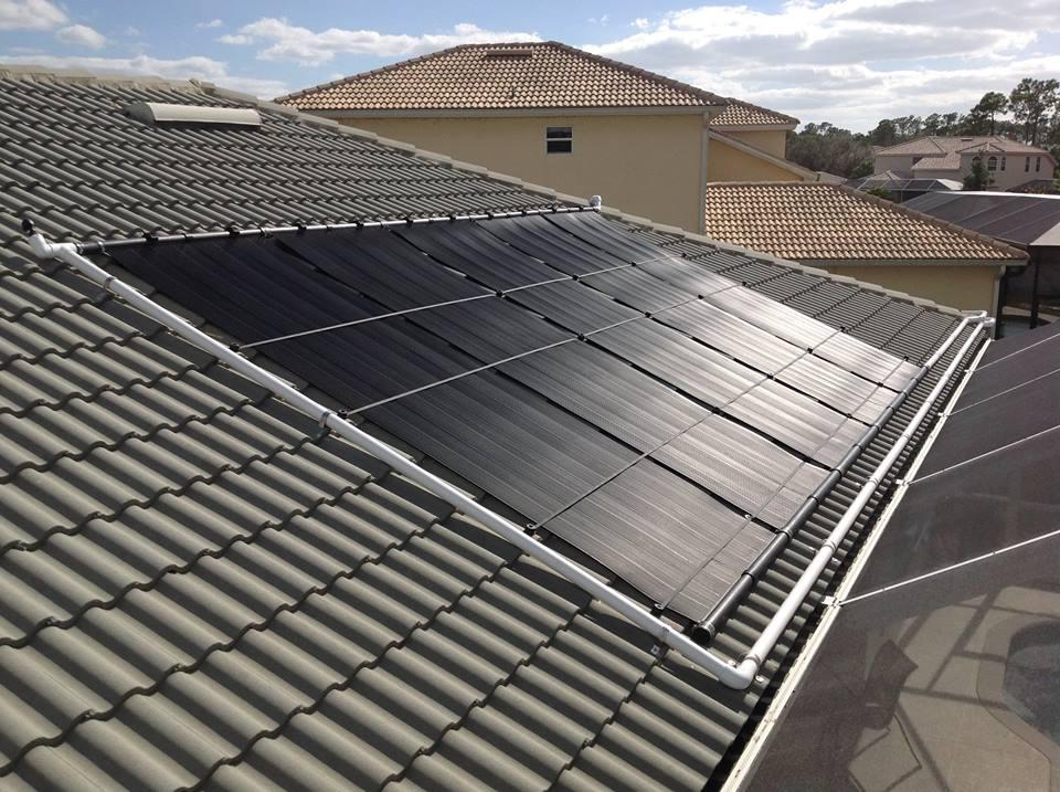 Start Enjoying Your Pool Florida Solar Design Group