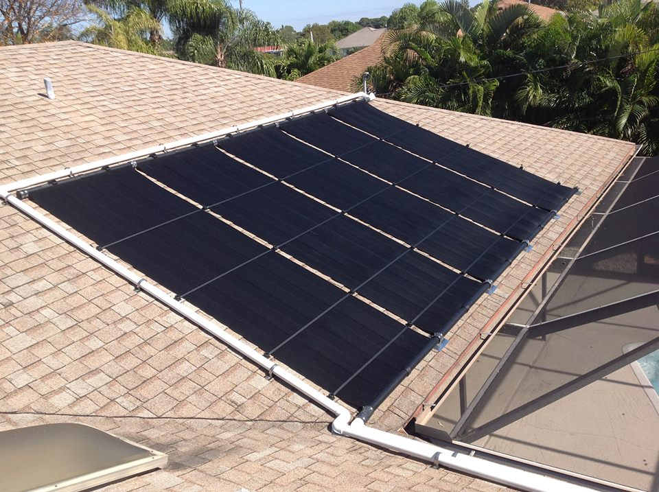 Solar Pool Heating in Port Charlotte, FL