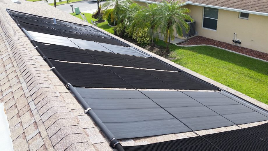 Replace Solar Pool Heating Panel With Different Brand