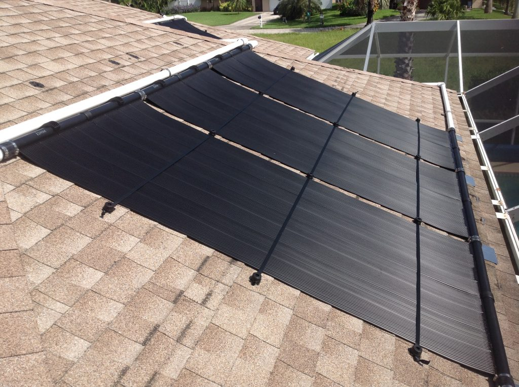Why Are Solar Pool Heaters Sized Based On Surface Area