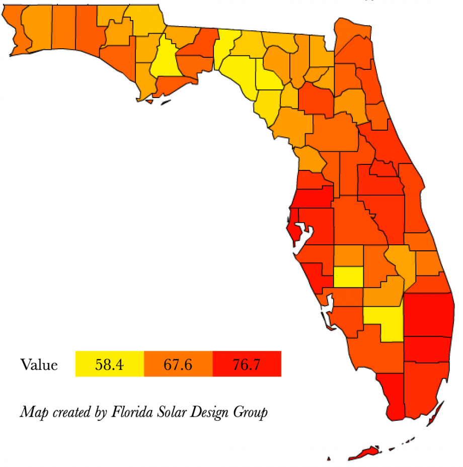 Florida Amendment 4 Results, August 30, 2016 Primary By County