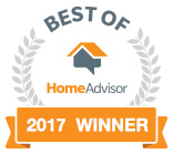 Best of HomeAdvisor 2017 Solar Contractor