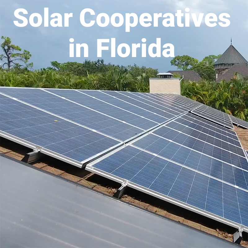 Florida Solar Cooperatives