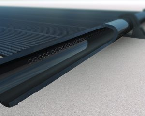 A real 2 Inch Solar Panel Header is 2 inches inside, not outside.