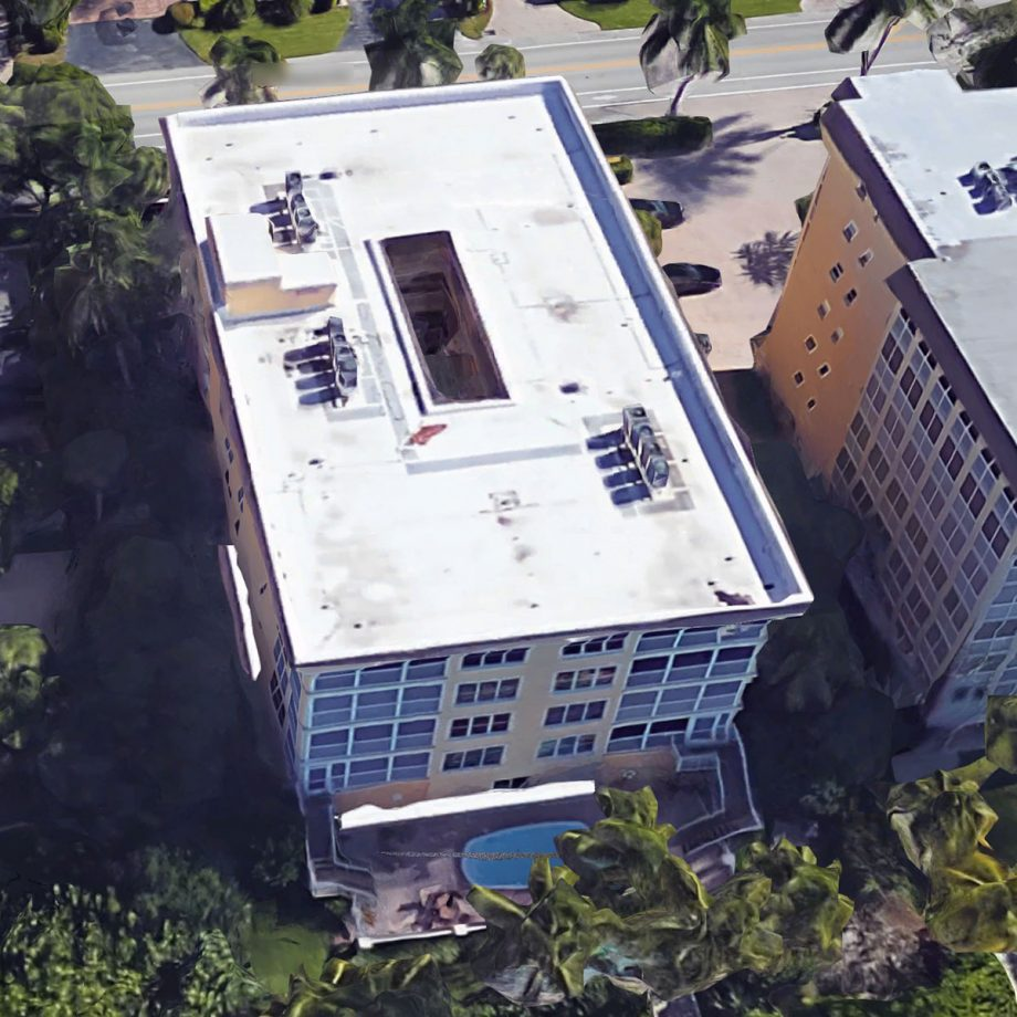 High Rise Condo wants solar pool heat for their swimming pool