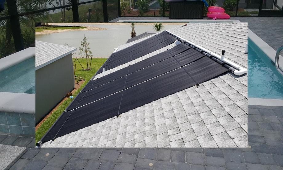 Babcock Ranch Solar Pool Heater