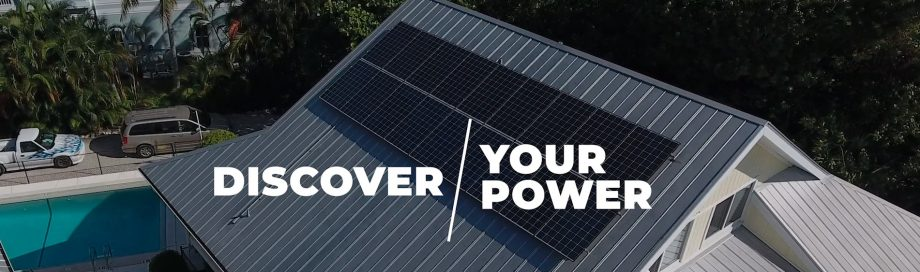 Discover Your Power Solar Offset
