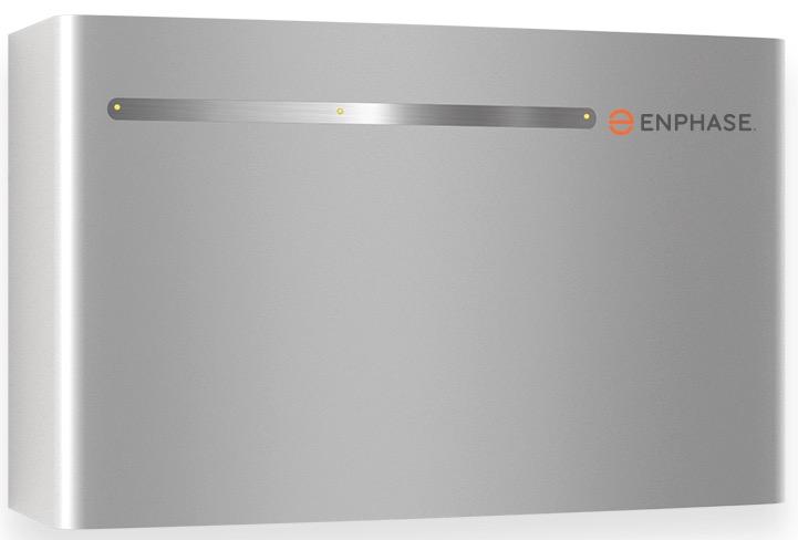 Enphase Encharge Battery