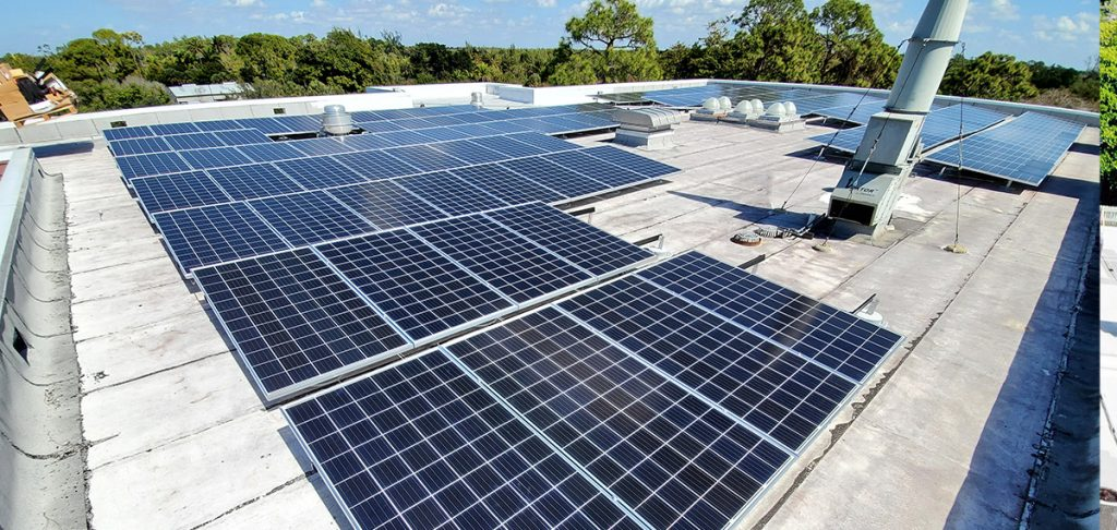 Solar Panels - Conservancy of SWFL EPC Naples