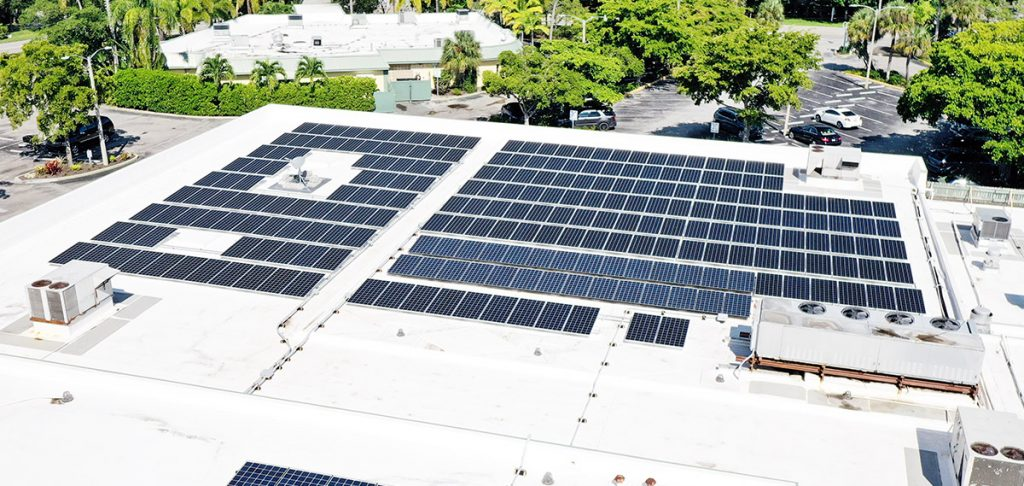 Solar Panels - Bailey's General Store Sanibel